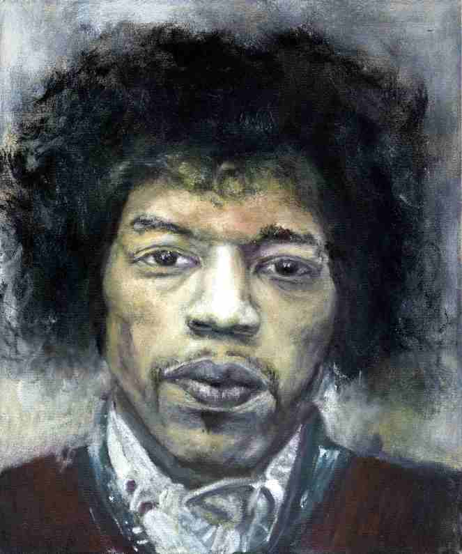 Jimi This is the end of time